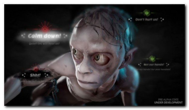 Дата выхода игры The Lord of the Rings Gollum